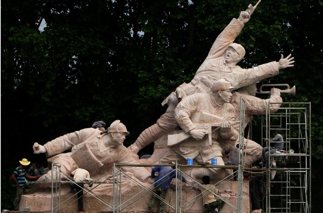 兵士 Soldiers