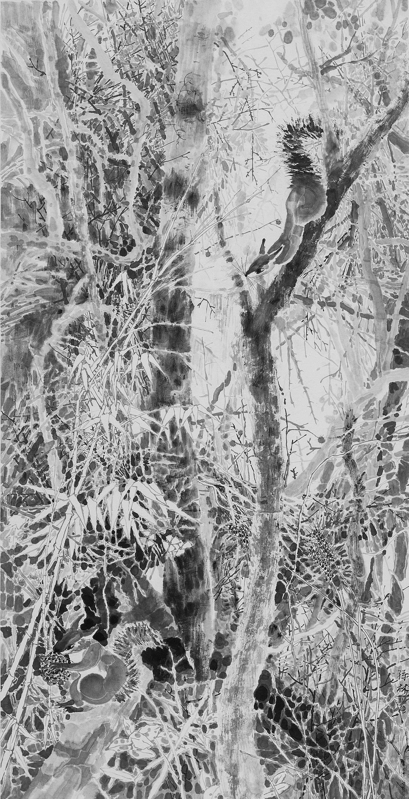 树林之二 Wood 2